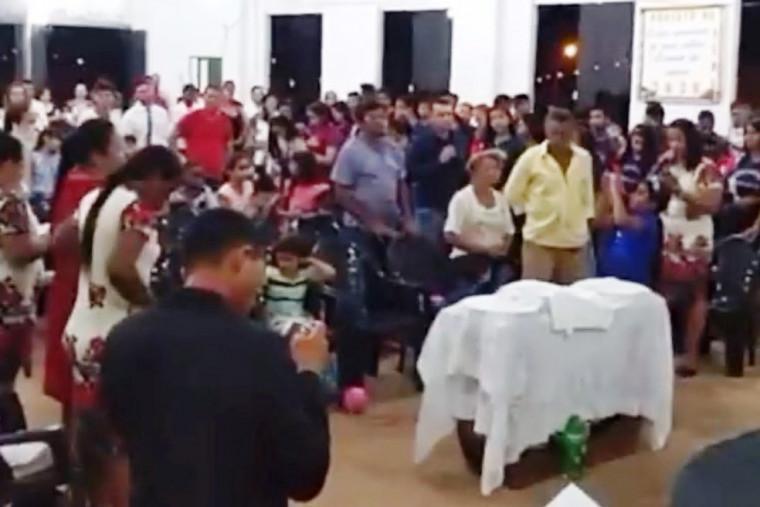 Pastor estava descumprimento as regras de isolamento social