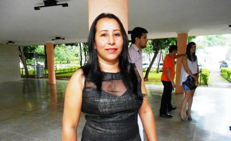 Prefeita Alvira Chagas, de Nazaré