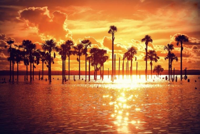 Nesta época do ano o clima em algumas cidades do Tocantins pode ser comparado ao de um deserto