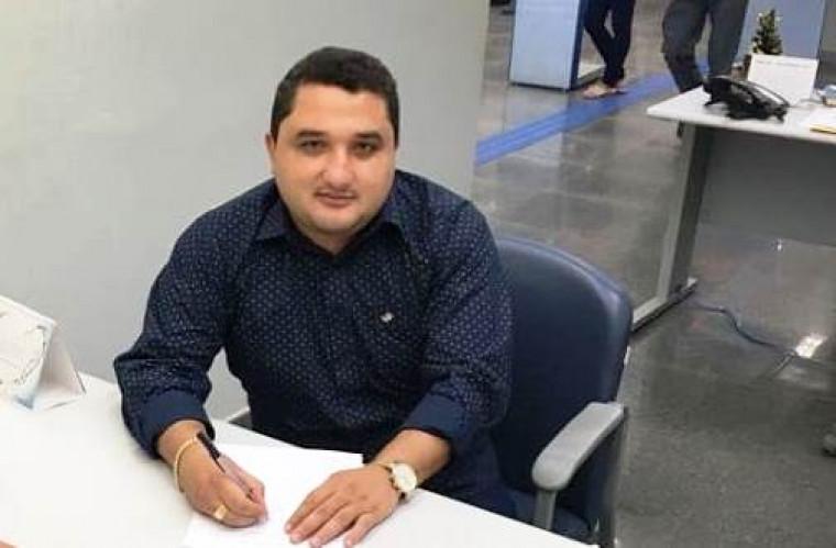 Prefeito Alexandre Farias, de Sitio Novo