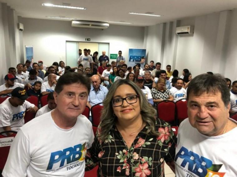 Paula Zerbini é a nova presidente do PRB em Araguaína