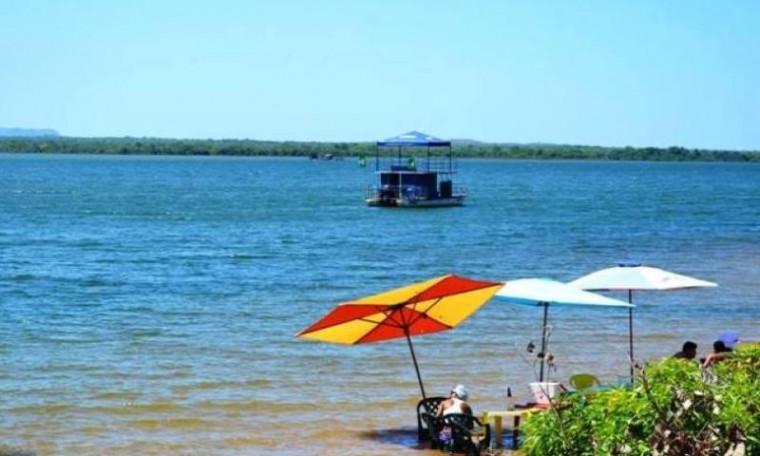 Naufrágio ocorreu no rio Tocantins em Babaçulândia