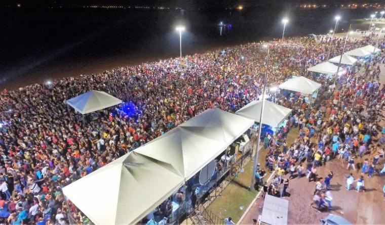 Carnaval será na Via Lago