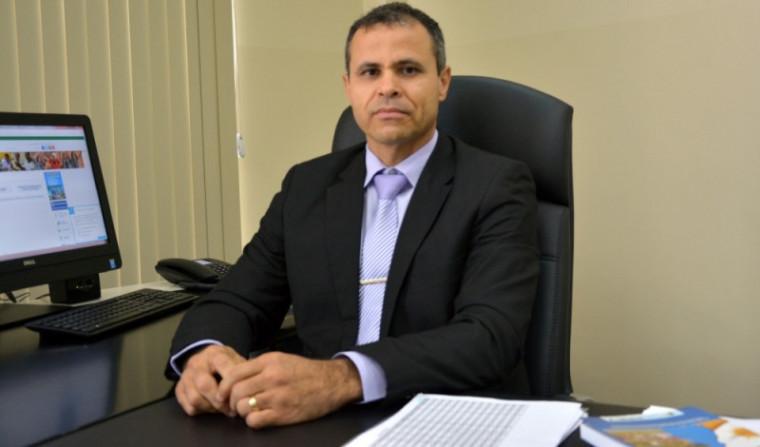 Sharlles Fernando, presidente do Igeprev