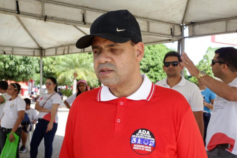 Cerca de 400 pessoas participaram do evento em Araguaína
