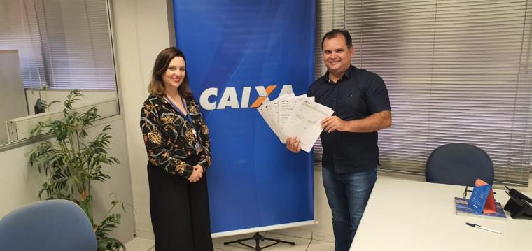 Convênios assinados na Caixa Econômica Federal em Palmas