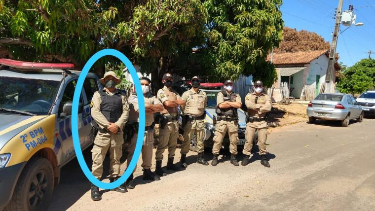 Trabalho na eleição em Araguanã