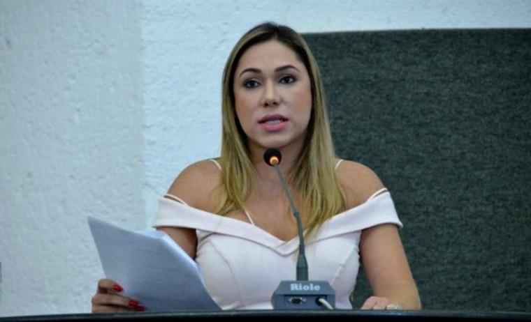 Deputada Luana Ribeiro