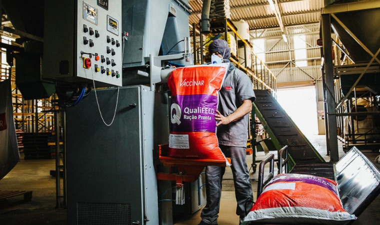 Fábrica vai produzir soluções de nutrição para ruminantes