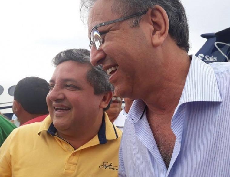 Jair Farias é aliado da família Miranda com sua candidatura a presidência estará garantida