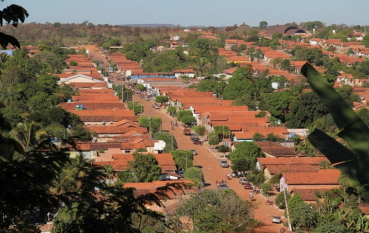 Homem foi preso na região de Itacajá