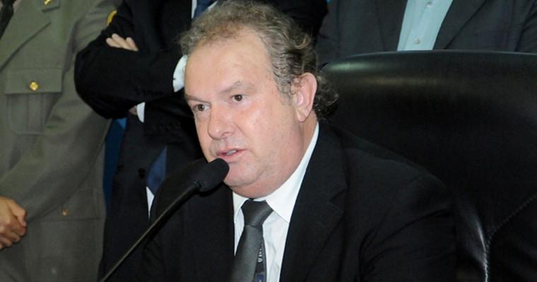 Governador Mauro Carlesse toma posse para novo mandato