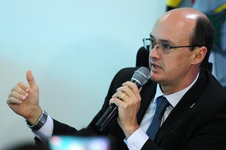 Secretário da Segurança Pública, Cristiano Barbosa