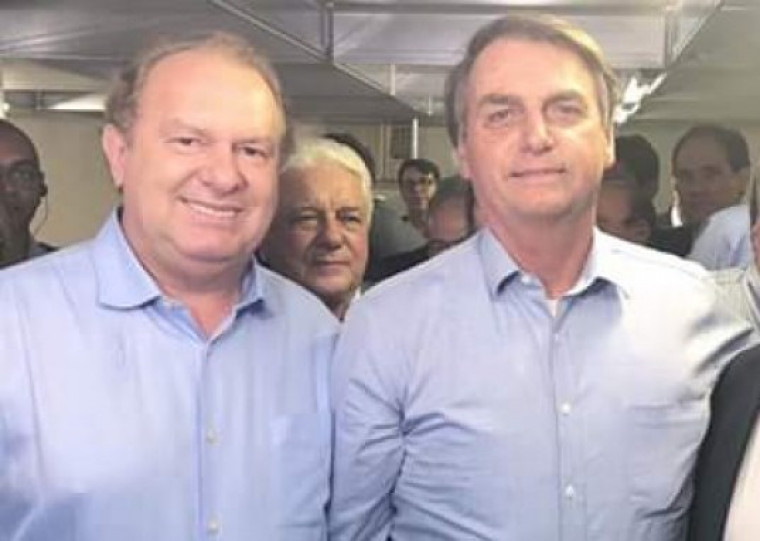 Bolsonaro quer participar da solenidade de assinatura do contrato com a Caixa