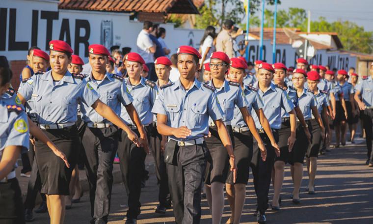 Fim do processo seletivo nos Colégios Militares