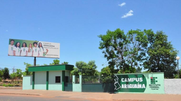 Campus do IFTO em Araguaína