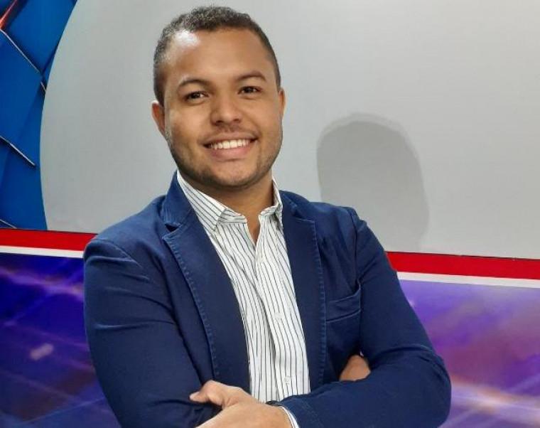 Walisson Silva é apresentador de TV e presidente do Patriota em Araguaína