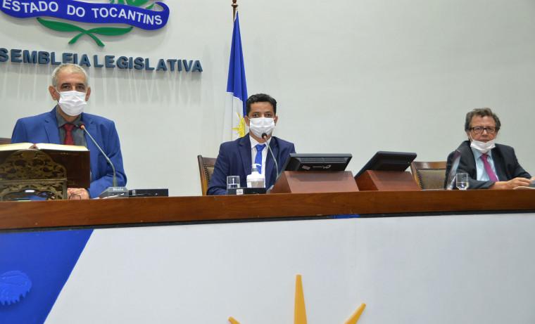 Medida Provisória está em tramitação na Assembleia Legislativa