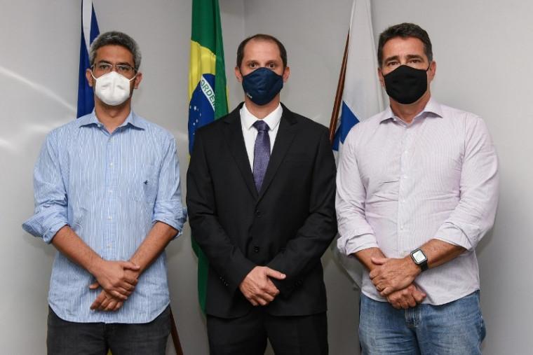 Três promotores na lista tríplice para o cargo de Chefe do MPTO