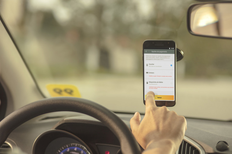 O aplicativo de mobilidadejá opera em mais de 1.600 cidades em todo o Brasil