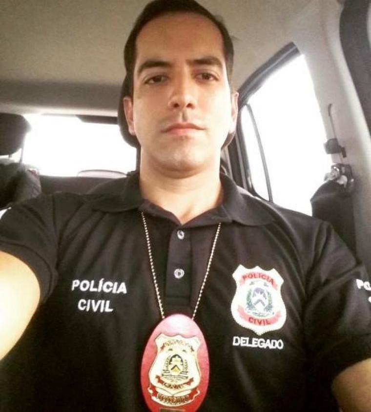 Delegado Alexandre Vasconcelos