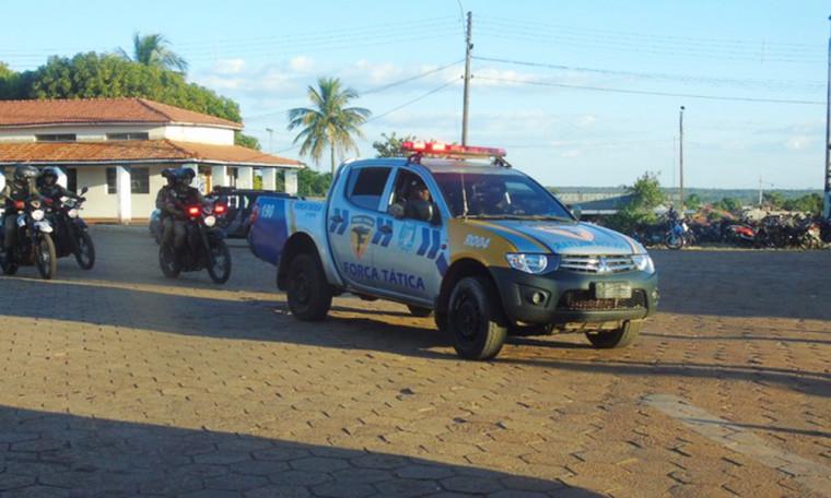 Força Tática evitou um suicídio em Araguaína