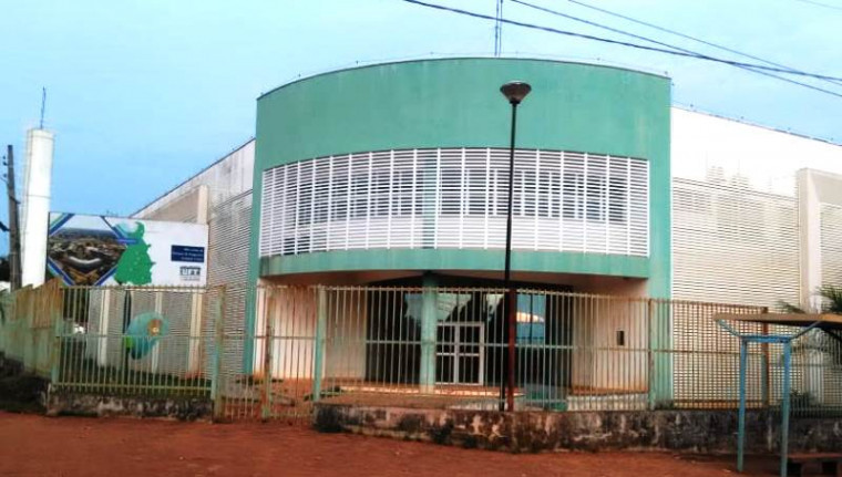 Campus da UFT em Araguaína