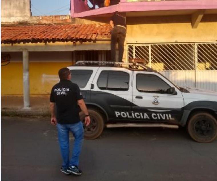 Três mandados foram cumpridos em Araguaína e um em Carmolândia no norte do Estado