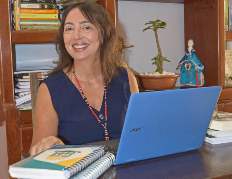 Professora Vera Caixeta será vice na chapa petista