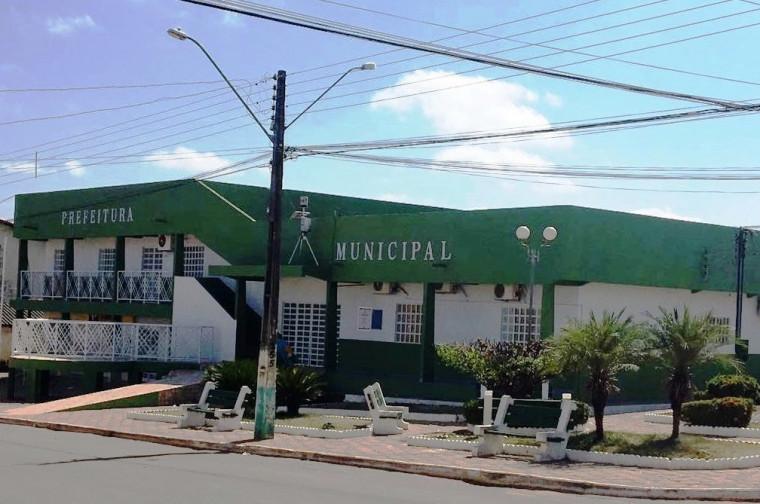 Prefeitura de Praia Norte, no Bico do Papagaio