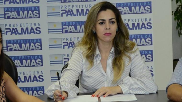 Prefeita Cinthia Ribeiro (PSDB)