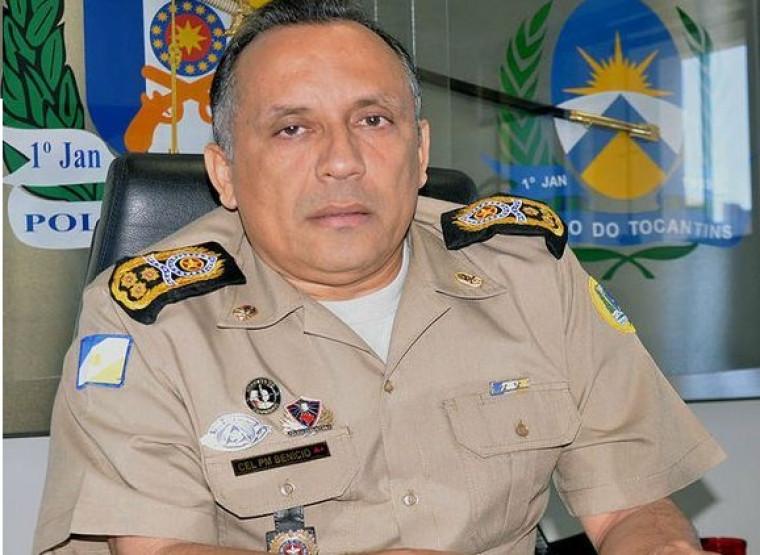 Coronel Benício foi comandante da PM no governo Siqueira
