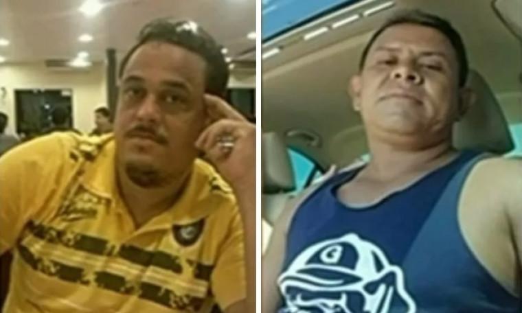 Ademael das Neves Conceição e Genilson da Costa