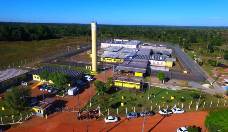 Presídio Barra da Grota em Araguaína