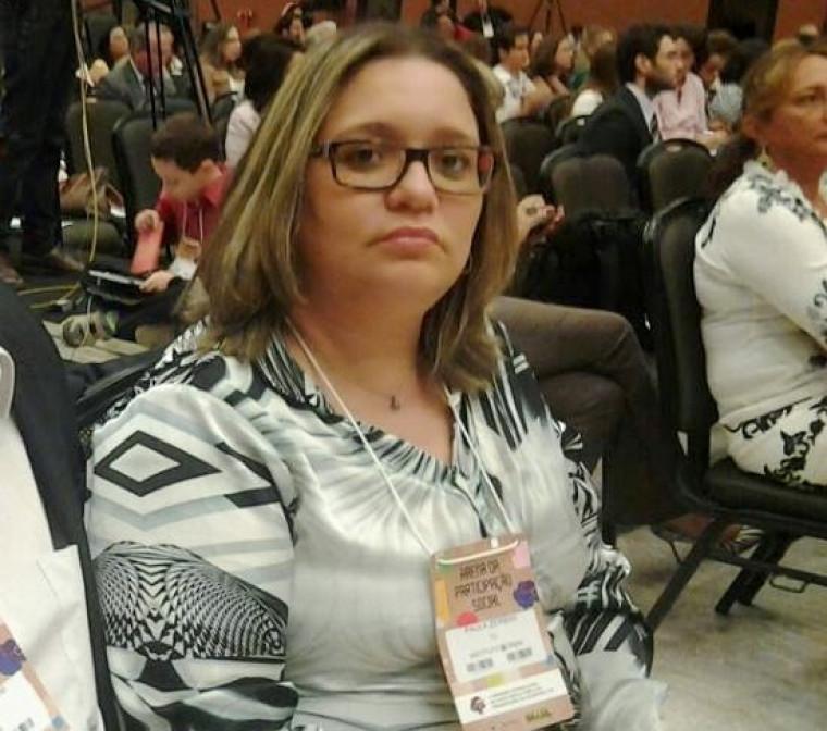 Paula Zerbini entregou os cargos e saiu do partido