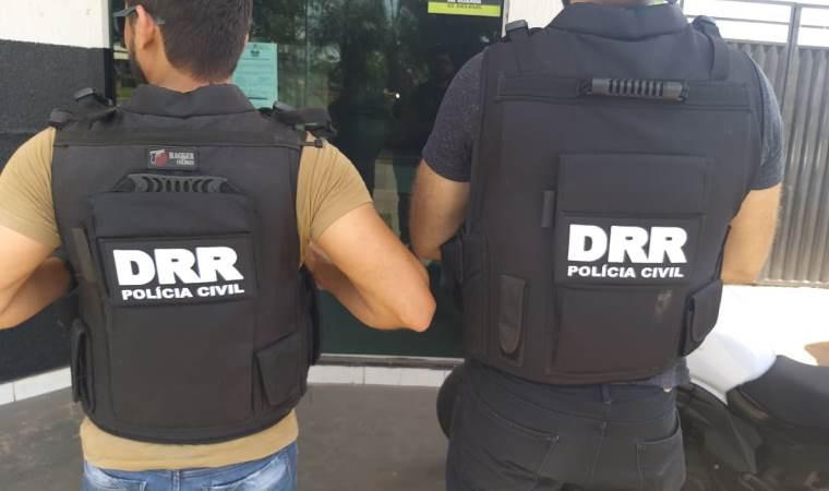 Suspeito foi preso em Araguaína