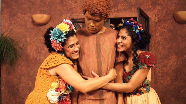 A série foi produzida no Tocantins