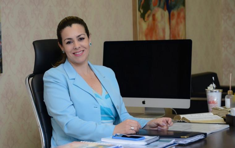Prefeita Cinthia Ribeiro