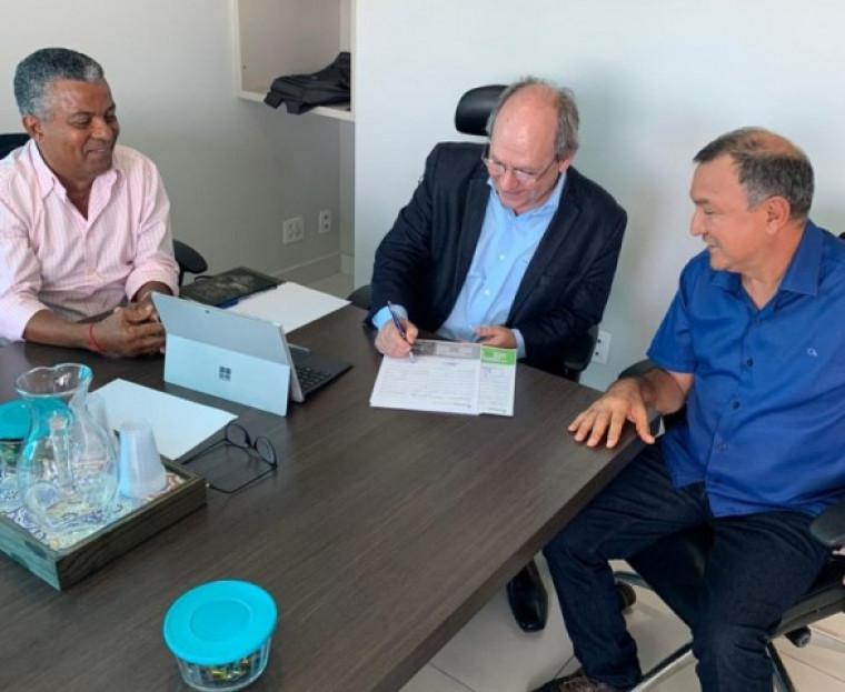Wilson Neves, Dimas e Agamenon do Mega
