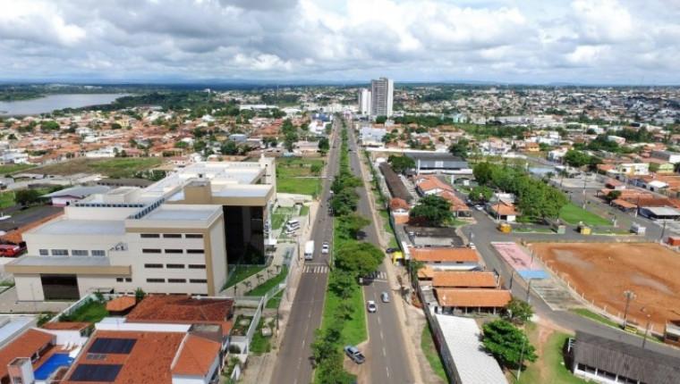 Vista aérea de Araguaína