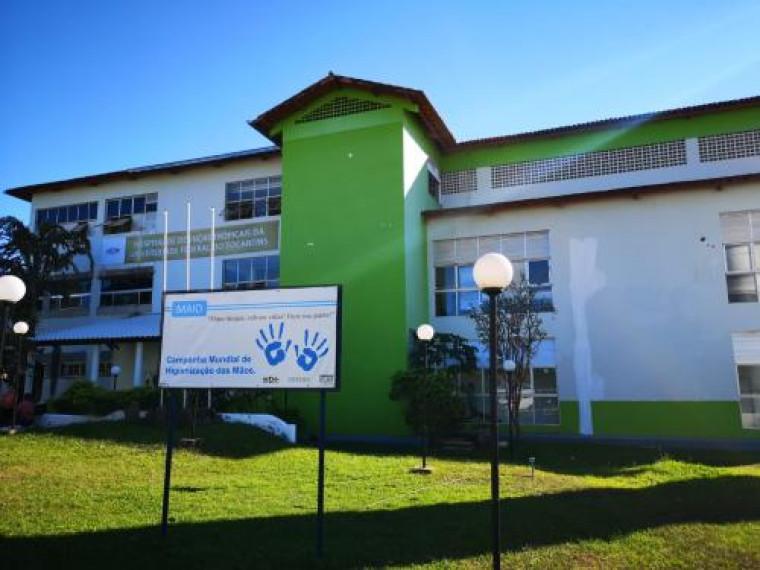 Hospital de Doenças Tropicais em Araguaína