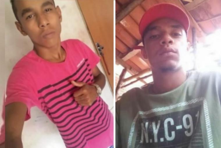 Jovens que morreram