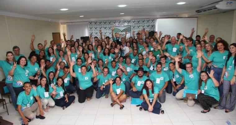 O evento foi realizado em Palmas e contou com a participação de todos os agentes do sistema