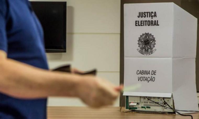 Cabine de votação
