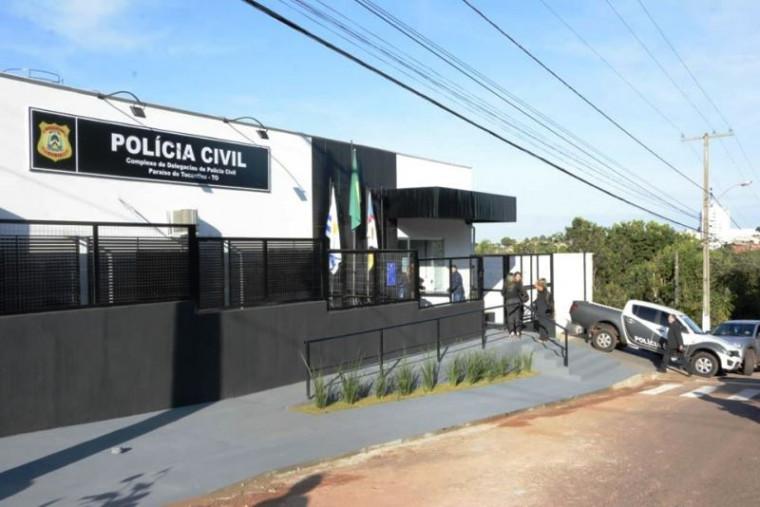 Polícia Civil em Paraíso