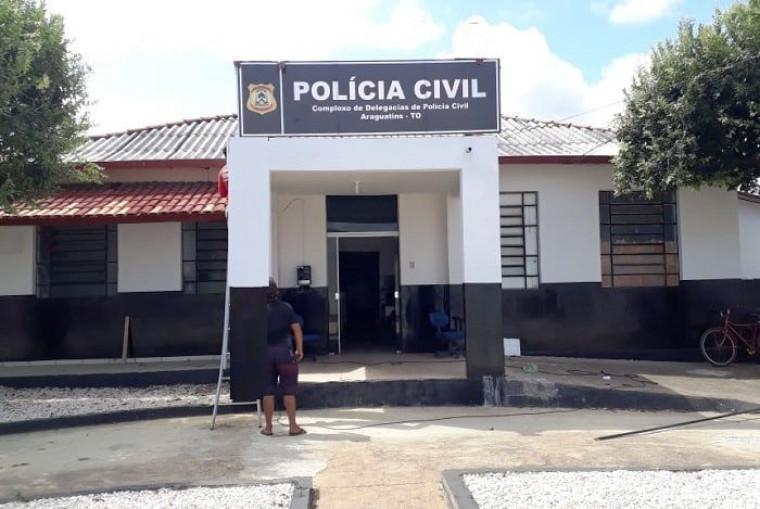 Delegacia da Polícia Civil de Araguatins