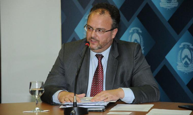 Secretário da Fazenda Sandro Henrique Armando