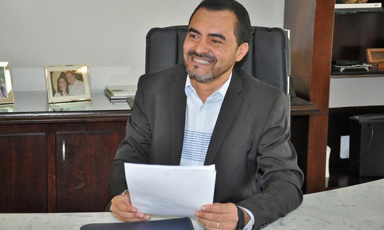 Vice-governador Wanderlei Barbosa