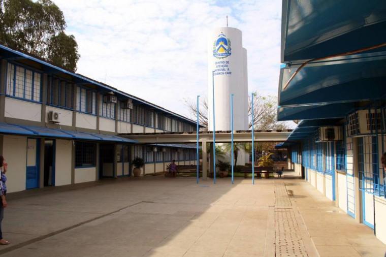 Novo Colégio Militar funciona no prédio do CAIC