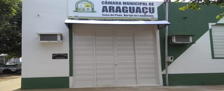 Câmara de Araguaçu estaria atrasando a posse do prefeito interino